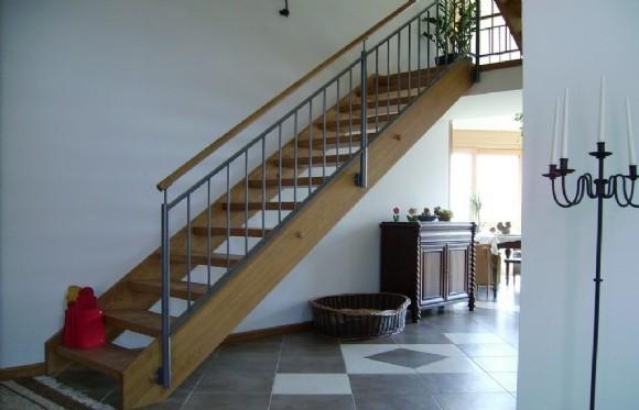 schreinerei andr r thlisberger utzenstorf treppen. Black Bedroom Furniture Sets. Home Design Ideas